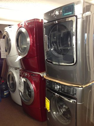 Washer/Dryers